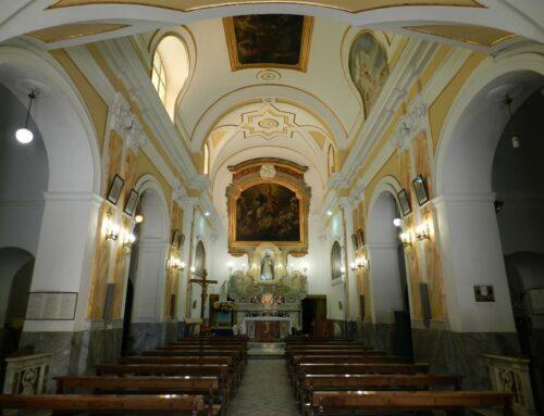 Chiesa all interno